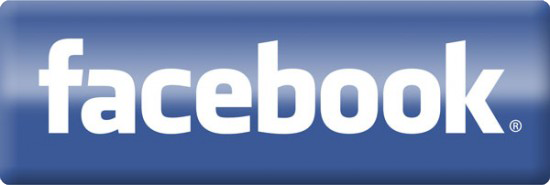 facebook logo wide
